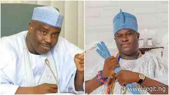 COVID-19: Ooni of Ife donates motorised fumigators to Sokoto govt - Legit