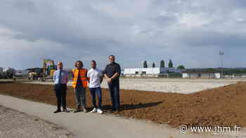 Langres : Le lycée Diderot va avoir son city-stade - le Journal de la Haute-Marne