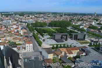 Niort : les îlots de fraîcheur, la stratégie écologique et anti-surchauffe - France 3 Régions