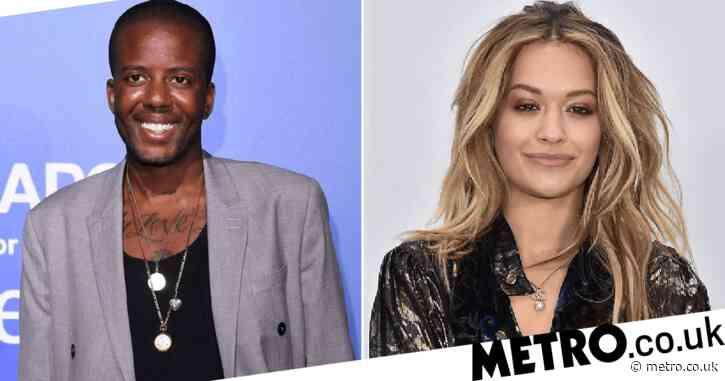 Vas Morgan calls for ban on anonymous social media accounts after vile abuse as Rita Ora supports