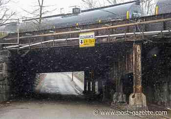 Norfolk Southern details plans to replace Merchant Street rail bridge