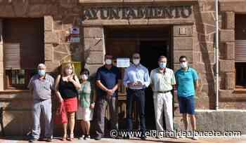 Valera supervisa en Riópar varias actuaciones realizadas con cargo a diferentes partidas presupuestarias ... - El Digital de Albacete