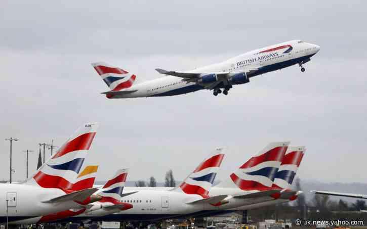 British Airways offers £1 flights to Europe under loyalty scheme as airlines fight decline in demand