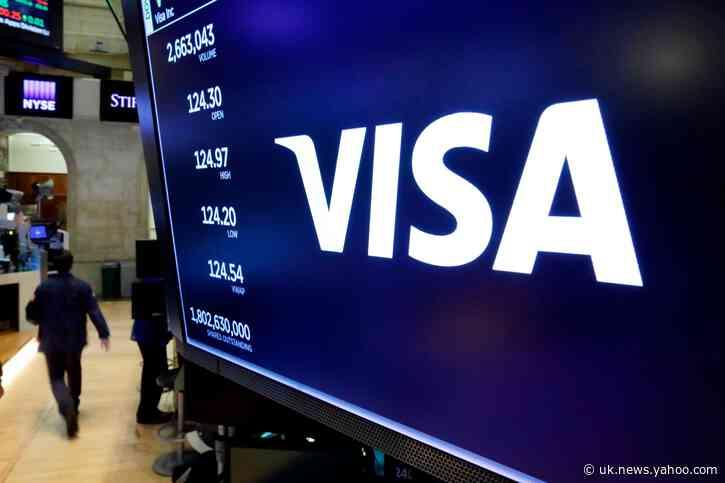Visa's profits shrink as virus stops consumers from spending