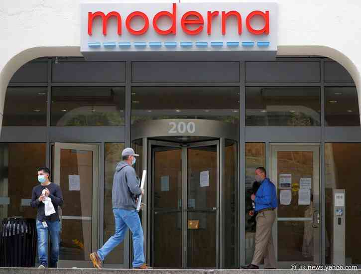 Moderna pitches virus vaccine at around $50-$60 per course - FT
