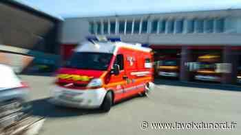 Un blessé léger après un accident de la circulation à Marck - La Voix du Nord