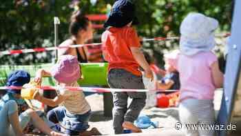 Corona: NRW lockert Betreuung kranker Kita-Kinder - WAZ News