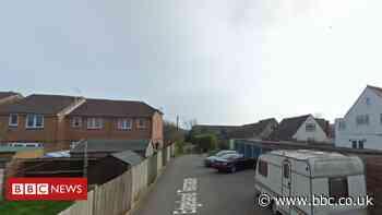 Third woman sentenced for lockdown police assault - BBC News
