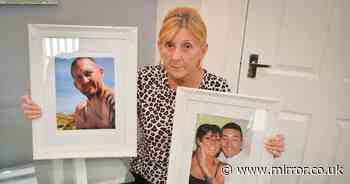 Mum who lost two 'happy' sons to suicide shares tear-jerking plea to other men