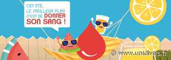 Collecte de sang – Samedi 8 août Espace des Caouecs samedi 8 août 2020 - Unidivers