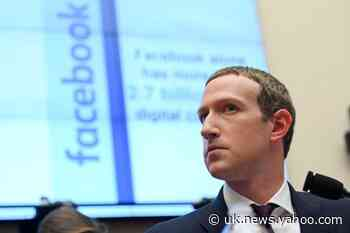 Facebook's Zuckerberg to defend company before U.S. Congress by listing competitors