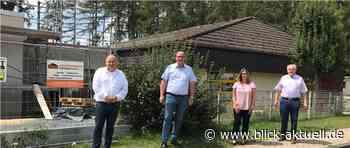 Kita-Erweiterung in Stromberg macht Fortschritte - Blick aktuell