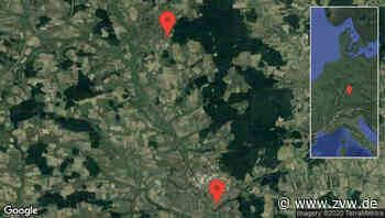 Schopfloch: Verkehrsunfall auf B 25 zwischen Schopfloch und Dinkelsbühl in Richtung Donauwörth - Zeitungsverlag Waiblingen