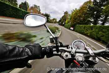 Motorradunfall in Meckenheim: Abgelenkt und Stoppschild missachtet - Deidesheim - Wochenblatt-Reporter