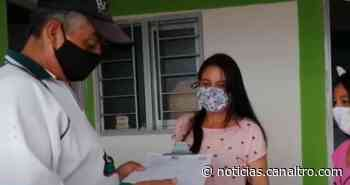 Alcaldía de Ragonvalia clasificará productores agropecuarios mediante censo - Canal TRO