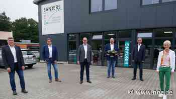 """Großes Angebot an Werkzeugen und Maschinen: """"Firma Sanders stärkt Wirtschaftsstandort Spelle"""" - noz.de - Neue Osnabrücker Zeitung"""