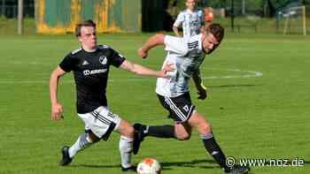 Erstes Testspiel nach vier Monaten Pause: Trotz Niederlage: SV Büren zeigt gute Leistung gegen Oberligist Spelle-Venhaus - noz.de - Neue Osnabrücker Zeitung