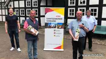 Seit 25 Jahren im Vorstand aktiv: CDU Spelle will Corona-Herausforderungen im Wahlkampf zum Thema machen - noz.de - Neue Osnabrücker Zeitung