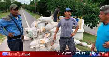 Tamaulipas Cierran 17 compuertas del ro Bravo en Matamoros - Hoy Tamaulipas