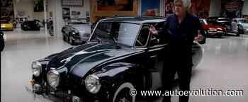 Jay Leno Is Really Proud of His Nazi-Era 1938 Tatra T87 - autoevolution