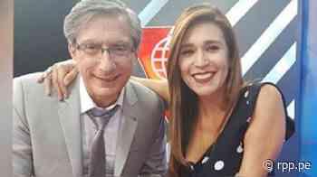 """Verónica Linares se muestra feliz por el regreso de Federico Salazar: """"Volvió mi compañero de carpeta"""" - RPP Noticias"""