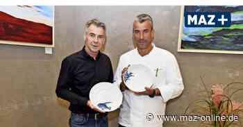Meissen bringt mit maritimer Porzellanserie Urlaub auf den Tisch - Märkische Allgemeine Zeitung