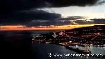 'Aterre' com a Força Aérea em Ponta Delgada. Eis o vídeo - Notícias ao Minuto