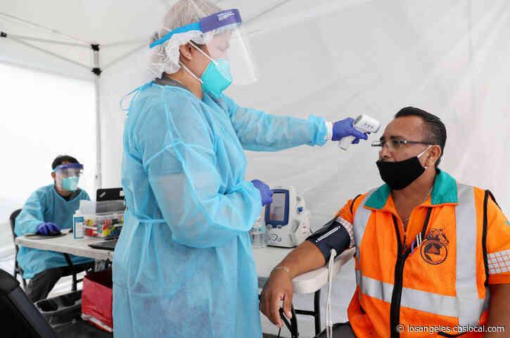 OC Health Officials Report 15 Additional Deaths, 187 New Coronavirus Cases