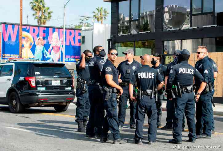 LAPD Officers Charged With Falsifying Gang Records Could Disrupt Over 750 Criminal Cases