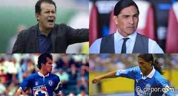 Reynoso y Palencia se vuelven a ver las caras 23 años después de haber conseguido el último título de Cruz Azul - Diario Depor