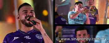 Asi presentó el Recodo el uniforme oficial del Mazatlan FC. [Video del concierto] - Sinaloahoy