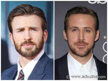 Ryan Gosling et Chris Evans dans le film d'action The Gray Man des frères Russo - Actu Ciné