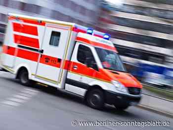 Neuruppin: Fußgängerin stirbt nach Unfall - Berliner-Sonntagsblatt