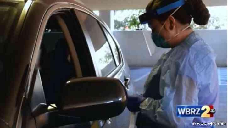 East Baton Rouge surpasses Orleans Parish in total coronavirus cases
