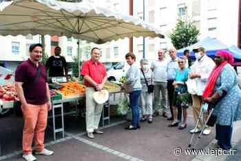 """Première pour le marché des Bords-de-Loire à Nevers : """"Il y avait une vraie demande des habitants"""" - Nevers (58000) - Le Journal du Centre"""