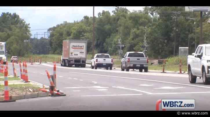 $9M roadwork project near Tiger Stadium nearing finish line