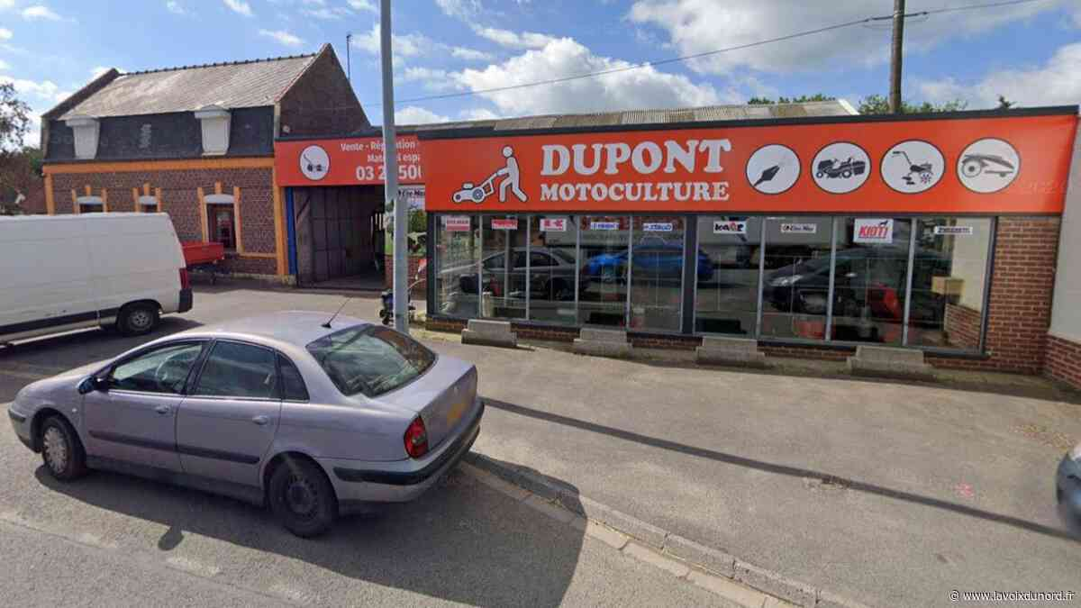 Non, Dupont motoculture ne va pas quitter Vitry-en-Artois - La Voix du Nord