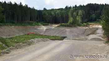 Stadt Fürstenfeldbruck hat keine Handhabe gegen Kieswerk-Erweiterung im Rothschwaiger Forst - Kreisbote