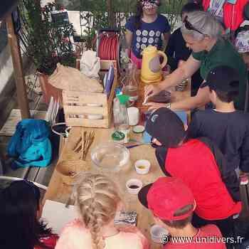 Les enfants au jardin! Jardin des Cimes Passy - Unidivers