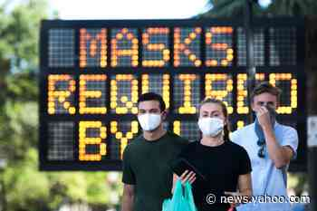 The disease: Raging COVID-19 pandemic. My prescription: One mask. Eight weeks. That's it.