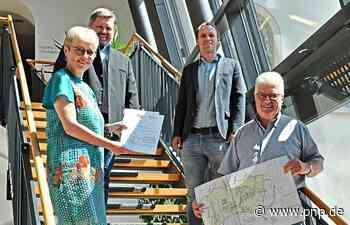 Es geht los mit der Dorferneuerung - Hauzenberg/Germannsdorf - Passauer Neue Presse