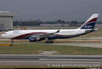 Arik Air reconnects Kano, Yola - Premium Times
