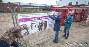 Meerbusch: Baustart für inklusives Wohnprojekt - Westdeutsche Zeitung