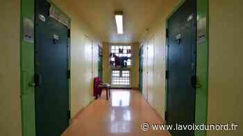 Maubeuge : le détenu met le feu à sa cellule, les pompiers interviennent - La Voix du Nord