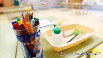 Maubeuge : l'école maternelle Anne-Frank sera reconstruite - La Voix du Nord