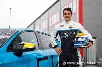 Santiago Urrutia fecha alinhamento da Lynk & Co Cyan Racing para a WTCR em 2020 - AutoRacing