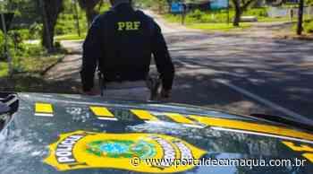 PRF prende na BR-287, em Santiago, homem procurado há cinco anos pela justiça de Rondônia - Portal de Camaquã