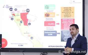 Alarma incremento en Ensenada por casos de contagios Covid-19 - El Vigia.net