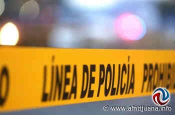 Hallan encobijado en la Zona Centro de Ensenada - AGENCIA FRONTERIZA DE NOTICIAS