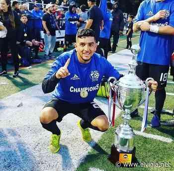 Estrada ya es del Atlético Ensenada - El Vigia.net